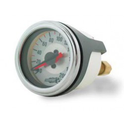 Dual Needle Gauge- 200 PSI