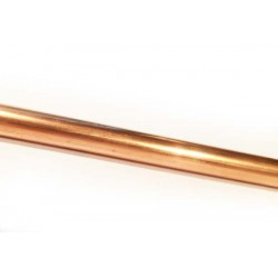 "Copper Hard Line - 3/8"", per foot"