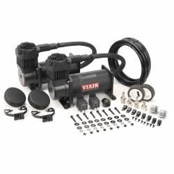 Viair 380C dual pack compressors Stealth Black