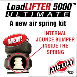 Load Lifter ULTIMATE air helper springs