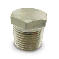 "Pipe Plugs- 1/2"" NPT (hex head)"