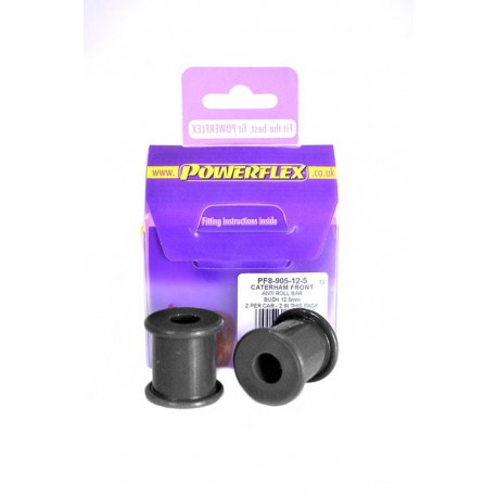 Caterham 7 (DeDion With Watts Linkage)  Powerflex Front Anti Roll Bar Bush 12.5mm - 12.5mm