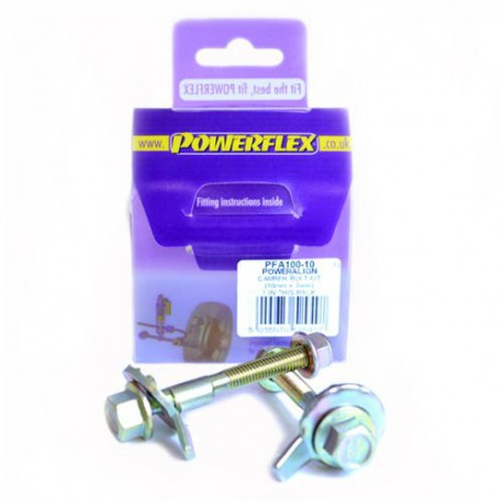 Alfa Romeo 145/ 146/ 155 Powerflex PowerAlign Camber Bolt Kit (10mm) - 10mm