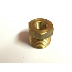 "Bushings- 3/8"" MNPT x 1/8"" FNPT"