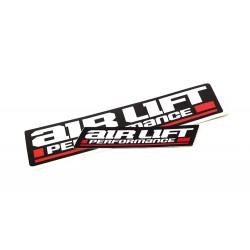 Sticker pack - Air Lift Performance