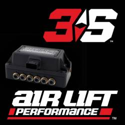 Air Lift 3S Management (1/4 lins, no controller, no tank/comp)