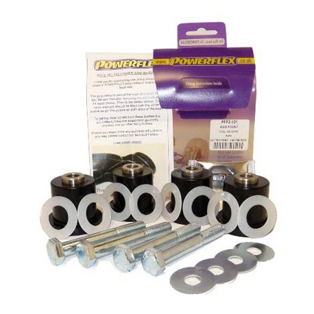 Audi 80/ 90 Quattro inc Avant (1992-1996)/ S2 inc Avant B4/ RS2 B4 (1994-1996) Powerflex Front Wishbone Bush