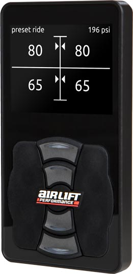 Air Lift 3P controller