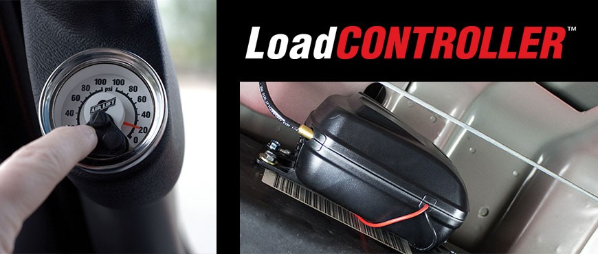 Air Lift Load Controller